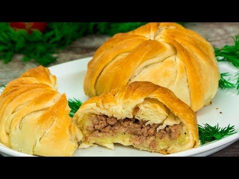 Самса с мясом - подробный рецепт! Невозможно остаться равнодушным в этому блюду!   Appetitno.TV