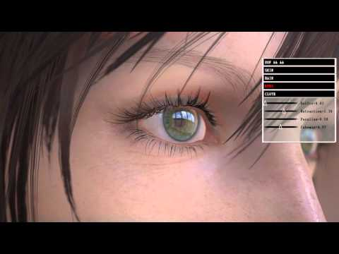 Square Enix's Next-Gen Engine Sure Makes Eyeballs Look Pretty