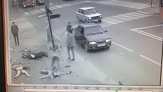 Казань. Жуткое ДТП