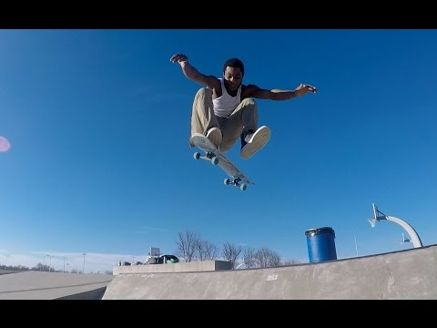 Lawrenceburg Skatepark SHREDDED