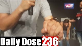SOMEONE EATS A GIANT COCKROACH!!! -  #DailyDose Ep.236 | #G1GB