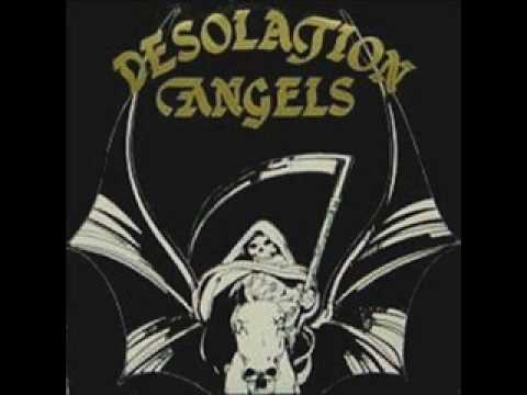 Desolation Angels - Valhalla online metal music video by DESOLATION ANGELS
