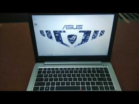 Asus K401LB RST Driver Windows