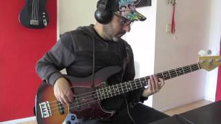 Joss Stone - Fell In Love With a Boy (Bass Cover)
