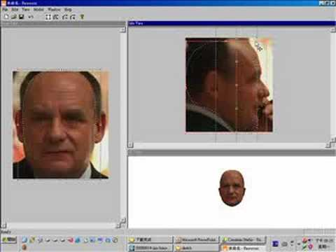 making a realistic male head  3ds max tutorial
