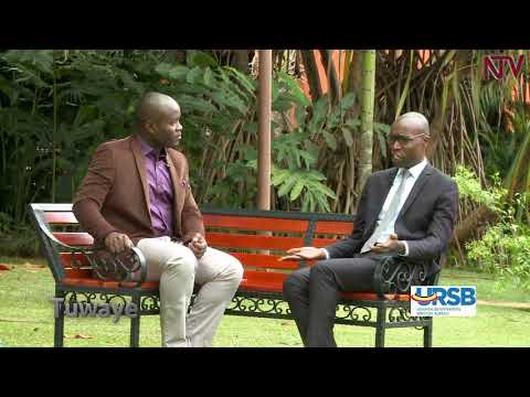 NTV TUWAYE ne Tonny Lubwama owa URSB