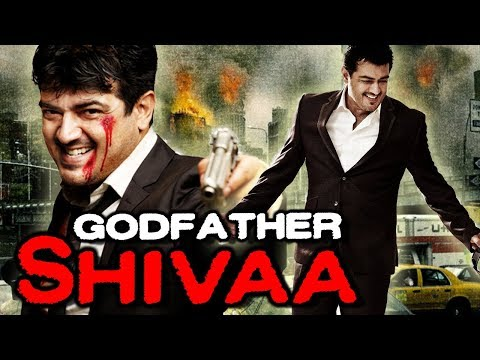 Godfather Shiva (Paramasivan) Hindi Dubbed Full Movie | Ajith Kumar, Laila, Prakash Raj