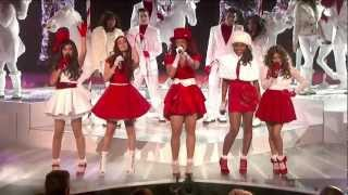 Fifth Harmony - Christmas (Baby Please Come Home) (Cover) (Live)