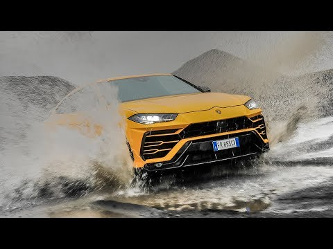 2019 Lamborghini Urus At The Lamborghini Avventura Expedition To Iceland