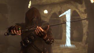 Let's Play Skyrim Requiem - Episode 1 Chapter 1 - Assassin/Thief/Rogue/Archer - Modded
