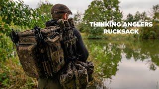 Thinking Anglers Rucksack REVIEW - CARP FISHING