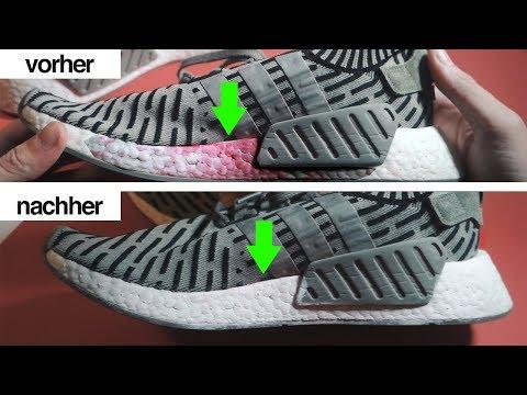 Sneaker Sohle wieder weiß bekommen! | Fashionblokk.de