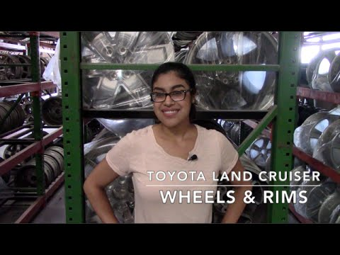 Factory Original Toyota Land Cruiser Wheels & Toyota Land Cruiser Rims – OriginalWheels.com