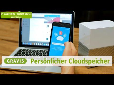 WD My Cloud Home · persönlicher Cloudspeicher - GRAVITIES Plus #41