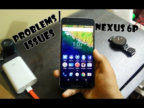 Nexus 6P : Issues To Be Considered Before Buying.! Mp3