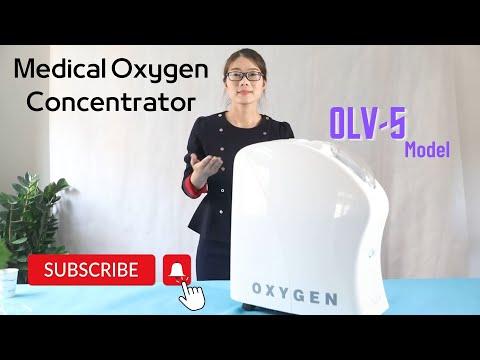 Olive Oxygen Concentrator 5 Ltr