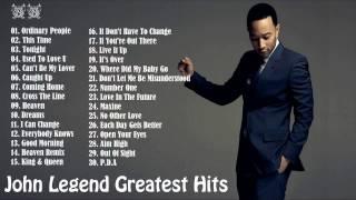 John legend Greatest Hits [Full Album] || John legend's 30 Biggest Songs