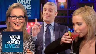 Andy's Top 10 Plead The Fifth Moments | WWHL