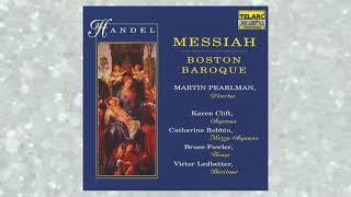 Handel: Messiah: He was despised - Alto Air
