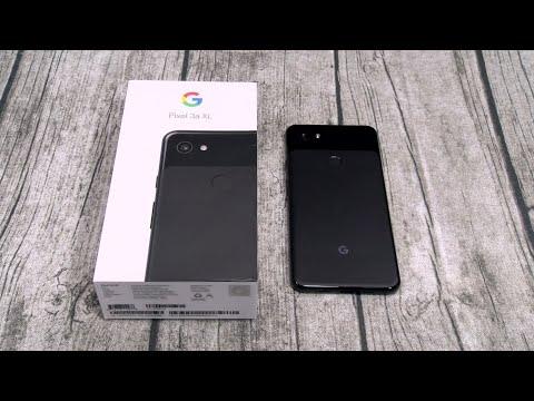 "Google Pixel 3A XL ""Real Review"""