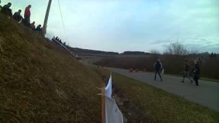 preview picture of video 'A123 Teszt rallye 2015 03 22 Orfű Abaligeti bekötő út. 1'