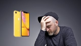The iPhone XR Is Depressing...