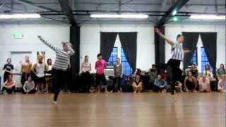 """""""Elements"""" - Bailey Stump & Ashley Paige Choreography"""