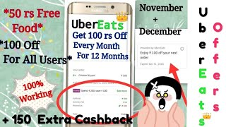 Uber eats promo code for existing users | Uber Promo Codes For