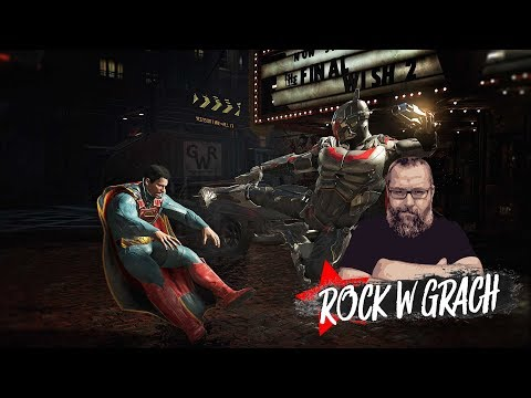 Rock w grach: Injustice 2 | odc. 12 | Polsat Games