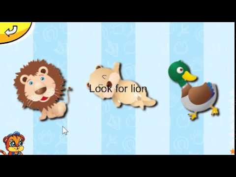 Video of Kids learn animals Funny zoo