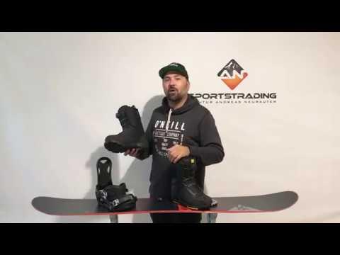 BOA Snowboardboots - Tip zum An- und Ausziehen