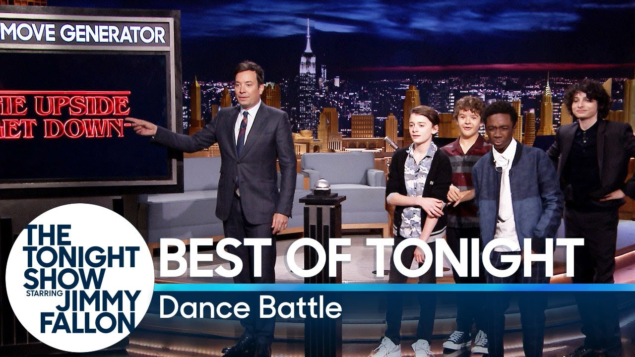 Best of Dance Battle on The Tonight Show thumbnail