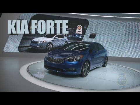 2014 Kia Forte – 2012 Los Angeles Auto Show