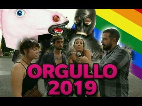 ATOCHA Orgullo Gay 2019