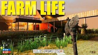 7 Days To Die - Best Starting Base (The Farm)