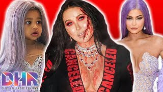 "Jaclyn Hill DRAGGED Over ""Cancelled"" Costume! Internet REACTS To Stormi's Halloween Look! (DHR)"
