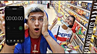 Buy Anything You Want IN 60 Seconds With My Sister... (60 Seconds Challenge)