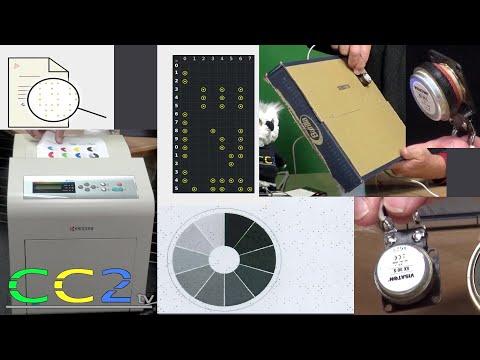 CC2tv #234 Farblaserdrucker verraten ihre Besitzer und lautsprechen immer und überall ;)