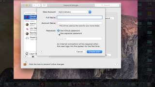 How To Set Up An Admin Account On A Mac
