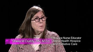 A Hospice Nurse on the Dying Process (The Mary Hanson Show)