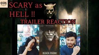 The Black Phone Trailer Reaction   2022 Movie  