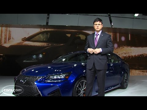 2016 Lexus GS F - First Look