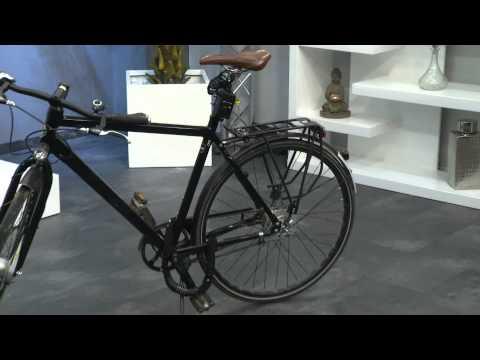 infactory Profi-Fahrradschloss mit 5-stelliger Zahlenkombination