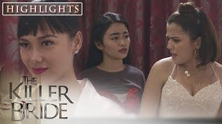 Camila overhears Mildred and Luna's conversation about Emma and Vito | TKB (With Eng Subs)
