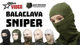 [RECENZIE] Balaklava SNIPER (East Military) /SUB: ENG