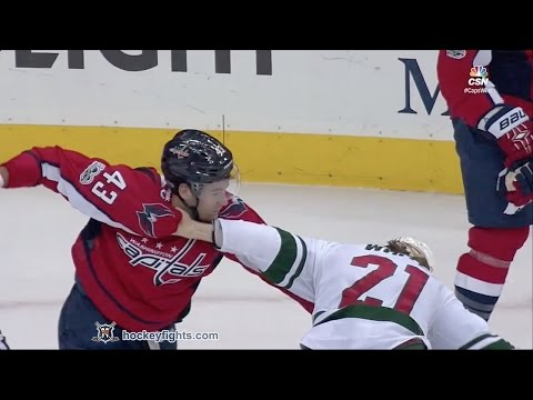 Ryan White vs Tom Wilson
