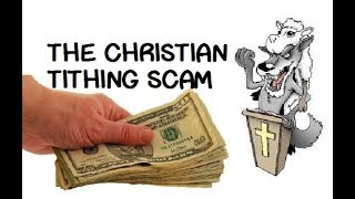 THE TRUTH ABOUT TITHING  2018
