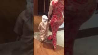 رقص عرب باسن بزرگ(4)