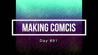 100 Days of Making Comics 91