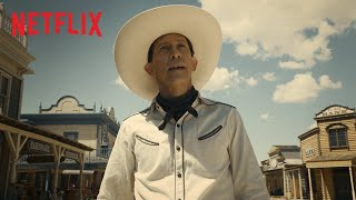 Trailer of La Ballade de Buster Scruggs (2018)